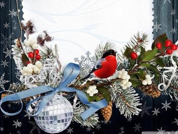 컴퓨터 배경화면  Christmas Background HD Wallpaper 무료 배경 이미지