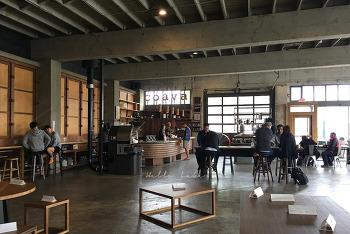 [포트랜드_Day 5] Coava 커피: 공간이 주는 향과 맛