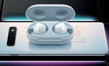 삼성 최신 완전 무선 이어폰 갤럭시 버드(SMR170L) 디자인과 가격 그리고 무선 충전 괜찮네