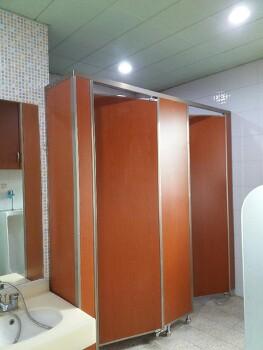 일반 몰딩형 LPM 화장실칸막이_인천 남동구
