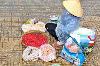 베트남 시장 사람들 7ㅡ4