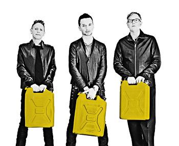 [257] 디페쉬 모드(Depeche Mode) 5곡