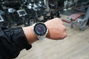 순토9 (suunto9) 네비게이션도 되요! GPS워치 순토9 운동, 수면 체크 어때요?