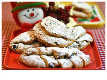 크리스마스 빵 슈톨렌...♥♡♥
