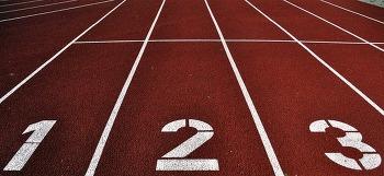 2018년 8월 러닝 기록: 9회, 62.8km