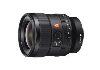 소니코리아, 최경량 24mm F1.4 광각 단렌즈 'SEL24F14GM' 출시