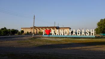 KANDYAGASH KAZAKHSTAN (캔디아가쉬, 카자흐스탄)