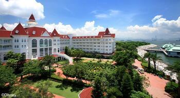 홍콩여행: 인기많은 홍콩 디즈니 랜드 호텔 모음 (호텔 할인코드)