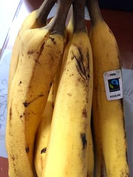 [리빙팁]바나나 냉동실에 소분하기~