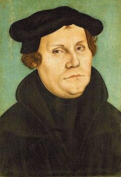 루터, Martin Luther