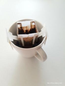집에서 내려먹는 핸드 드립 커피 먹어봤어요. 드립 백