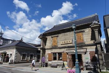 20180917 홋카이도 여행 - 오타루 03 : 키타카로 北菓楼 롯카테 六花亭 잇핀 いっぴん