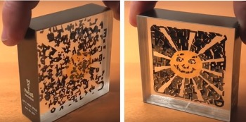조각그림 만들어 겹쳐서 그림 만들기 프로그램