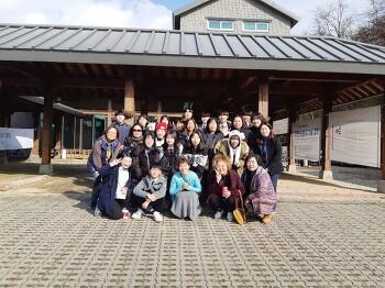 백운중 학부모와 함께하는 '밝맑도서관' 탐방활동