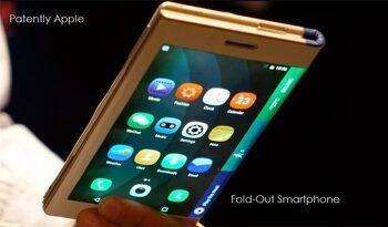 화웨이 - 아웃폴딩형식의 접이식 스마트폰, MWC2019를 통해 선보일 예정