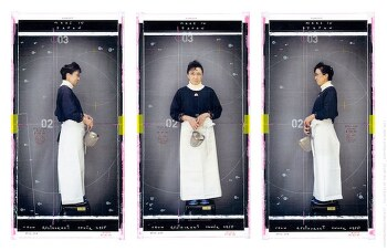 일본 노동자 102명을 사진으로 박제한 하타라키모노 사진프로젝트