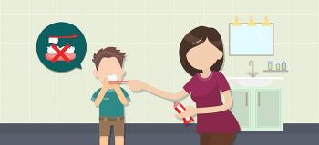 육아맘은 지금 충치와의 전쟁 중? 우리 아이의 올바른 치아 관리 방법!
