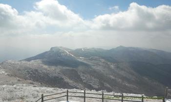 100대명산 신불산 최단코스 겨울 산행