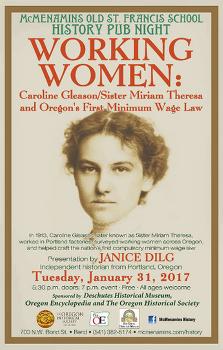 1913년 최저임금법 1 주당 8.64 달러로 최초 시작(미국 오레건 주),여성노동자 보호 목적