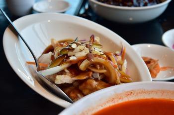 부산 광안리 중국집 맛집 추천 전망 좋은 식당 메이친