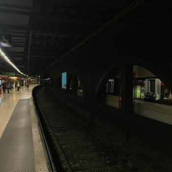 지로나 코스타브라바해안, Barcelona Estacio del Nord 버스 출발