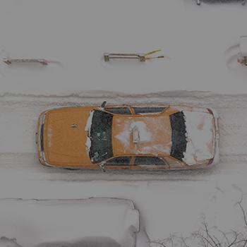 빙판길 안전 운전, 이렇게 해보세요!
