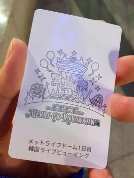 [라이브 뷰잉]데레마스 6주년 라이브 'Merry-Go-Roundome' 메트라이프 돔 1일차 뷰잉을 보고 왔습니다.