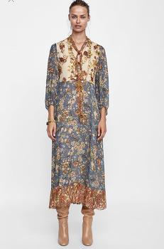 리넨으로 시작하는 여성복 만들기-리본 원피스