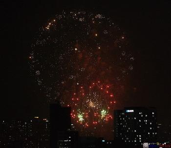 핸드픽트호텔 그리고 불꽃놀이 패키지 [서울세계불꽃축제 2017]