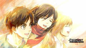 [PC 바탕화면] 진격의 거인 3기(Shingeki no Kyojin Season 3) 바탕화면