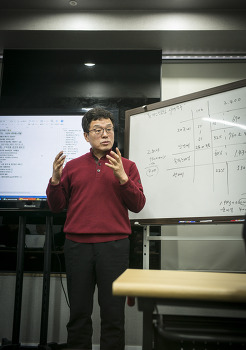 식당과 메뉴 전문가 박노진 대표를 말하다. by 포토테라피스트 백승휴