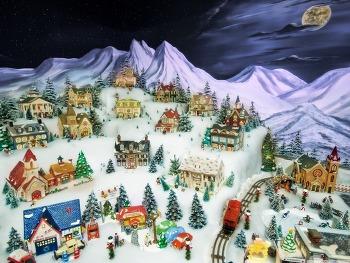 고화질 멋진 바탕화면  Christmas Story HD Wallpaper 무료 배경 이미지