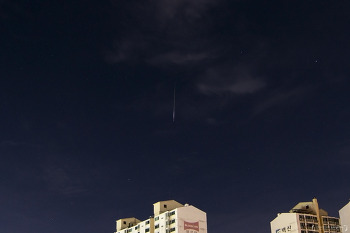 Peseid Shooting Star