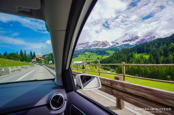 오스트리아 렌터카 여행, 비엔나 국제공항 허츠 렌트카 픽업 & 반납 하기 (반납 장소) & 오스트리아 고속도로 비넷 & 오스트리아 주유 방법