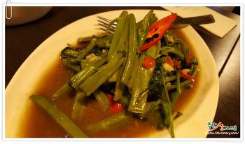 명동 태국음식 전문점, 타이가든 팍풍, 톰양꿍 맛집