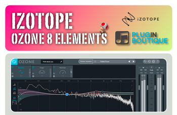 iZotope Ozone 8 element 천원 이벤트 ( 2018년 9월 30일까지 )
