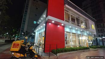 2019년 5월 맥도날드 장난감 어글리돌 10종 해피밀 세트 (McDonald's Happy Meal Toy Corea) 강월드 피규어