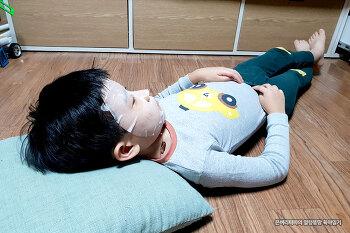 피부 관리하는 6살 예쁜남자~ 아이고~~!