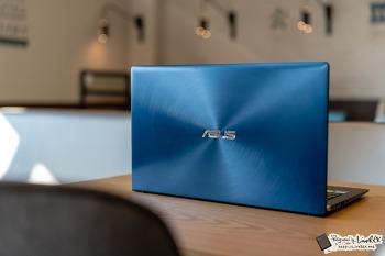 ASUS 젠북 14 후기, 세계에서 가장 작은 노트북? 매력 돋네!