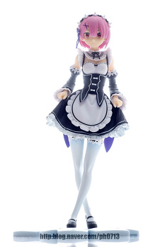 re: life in a different world from zero ram curtsey by sega / 세가 re: zero 람