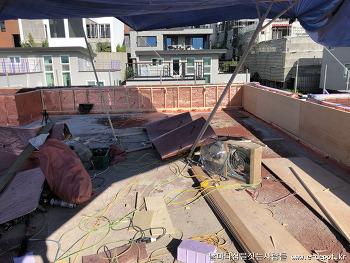 파주시 전원주택지붕공사 중 알루징크시공사례입니다.