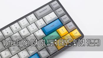 Vortex Cypher DSA US1 실버축 (볼텍스 사이퍼)