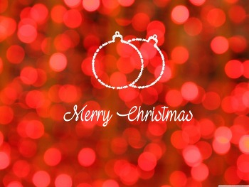 윈도우 배경화면 Merry Christmas HD Wallpaper 무료 배경 이미지