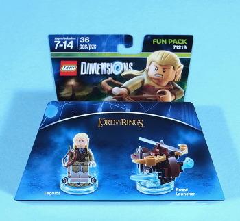 #083-71219-디멘션즈-Lord Of The Rings Legolas Fun Pack