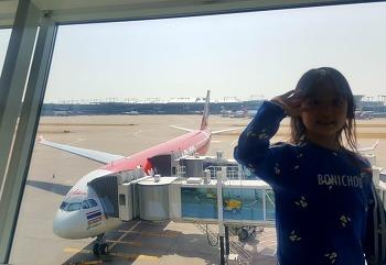 에어아시아 타고 인천공항 - 방콕 돈무앙, 방콕 - 인천공항 생생한 항공 & 공항이야기