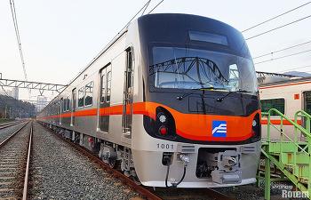 현대로템, 부산도시철도 1호선 전동차 48량 수주