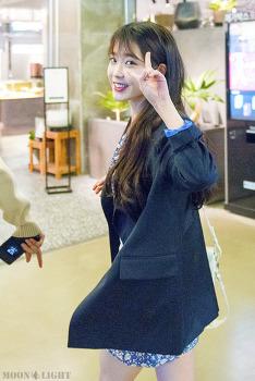 [20180226] 리틀포레스트 VIP 시사회 퇴근길 아이유 직찍 by 달빛마차