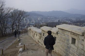 한양도성박물관 & 낙산성곽길 & 이화장