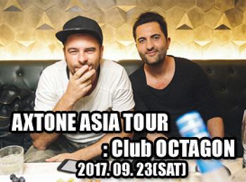 2017. 09. 23 (SAT) AXTONE ASIA TOUR @ OCTAGON