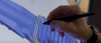 디자인 엔지니어는 어떻게 3D 작업을 할까? 와콤 신티크 프로 X 디자인 엔지니어 Marc McCauley